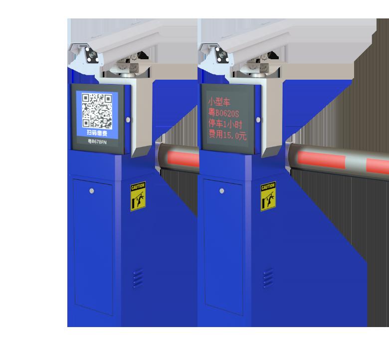 车牌识别系统功能与特点